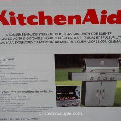 Kitchen Aid Gas Grill Big Lots Furniture Kitchenaid Bbq