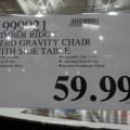 Timber ridge zero gravity lounge chair costco 3