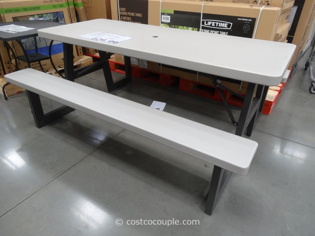 Costco Folding Table And Chairs