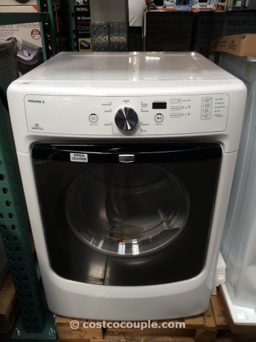 Maytag Front Load Electric Dryer Med Bw