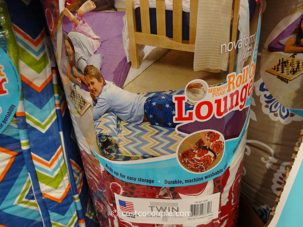Novaform Home RollOut Lounger