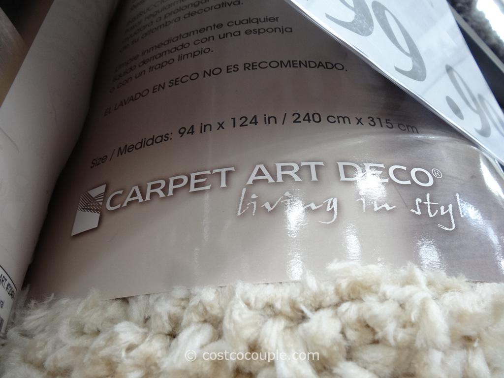 Carpet Art Deco Comfort Shag Rug 710 x 10 4