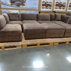 Hayden Sectional Sofa Costco Corner Bed Leather Uk Marks And Cohen 8-piece Modular Fabric