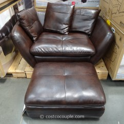 Costco Leather Chairs Revolving Chair Wheel Price In Pakistan Pulaski Knox Accent