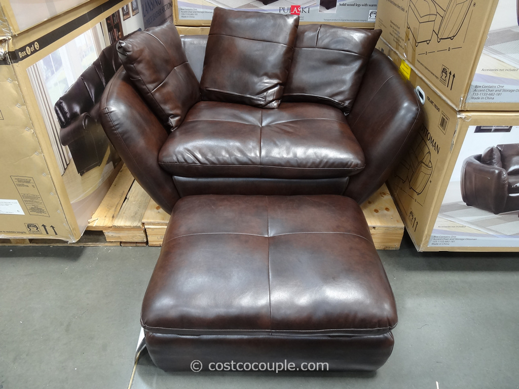 Chairs Costco Pulaski Knox Accent Chair