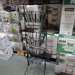Novaform Kitchen Mat Round Rugs So Home 3-tier Floor Basket