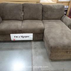 Chaise Sofa With Ottoman Costco Modular Sofas For Small Spaces Pulaski Newton Bed 5