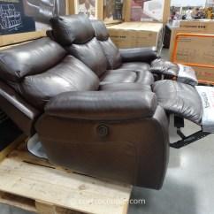 Caruso Leather 5 Piece Power Motion Sectional Sofa Futon Beds Melbourne Spectra Dakoda