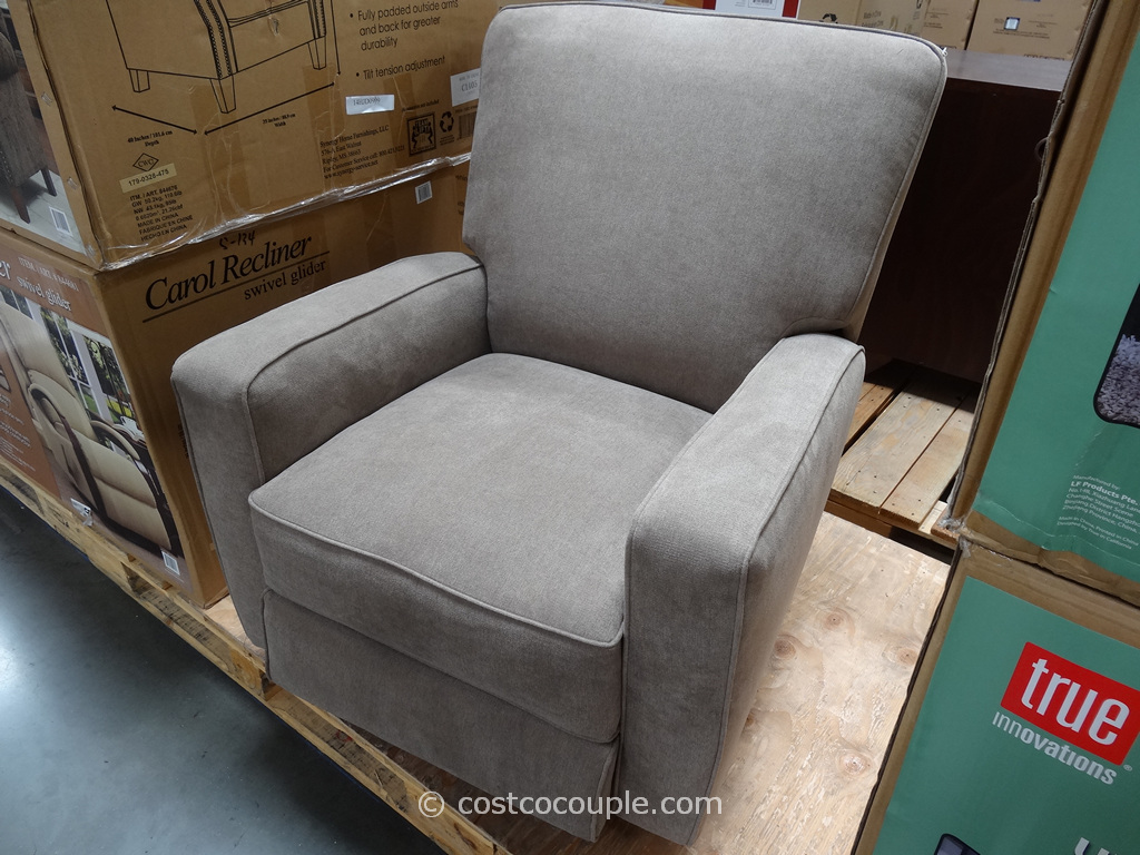 Costco Recliner Chair True Innovations Eliza Swivel Glider Recliner