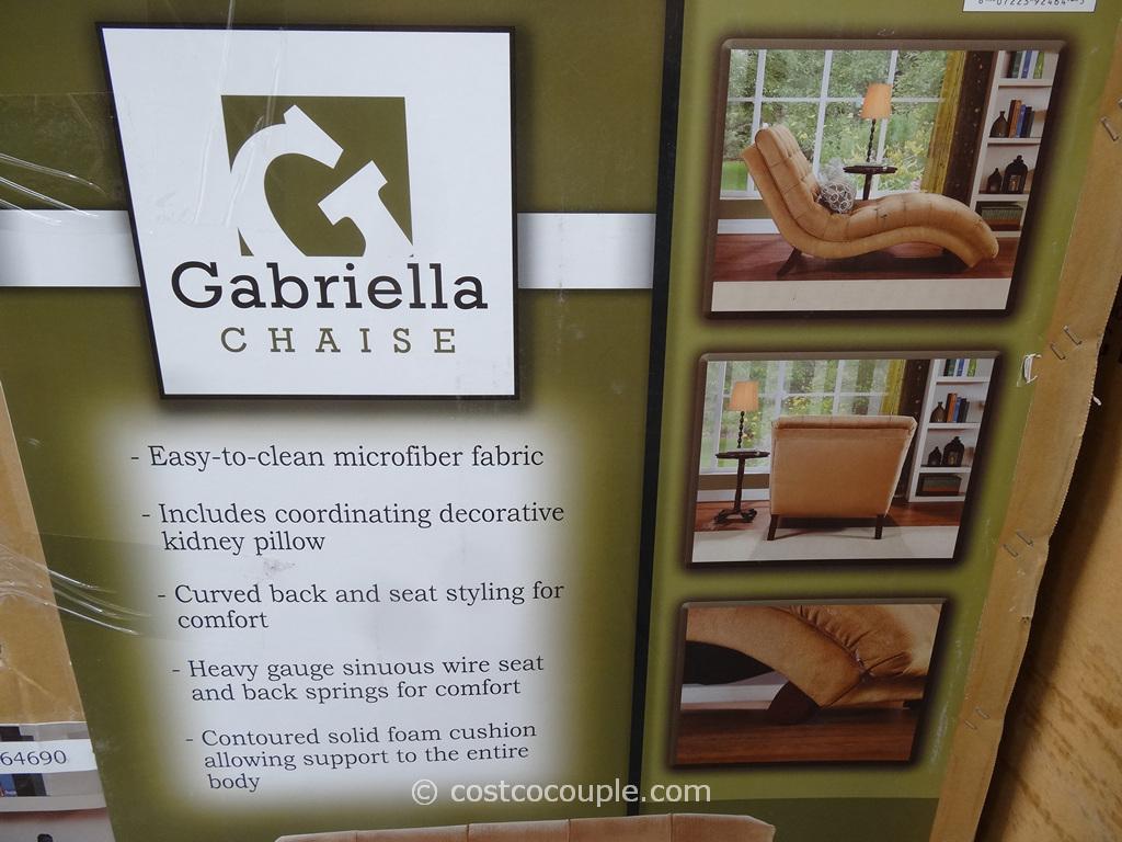 Universal Furniture Gabriella Fabric Chaise