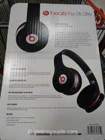 Beats By Dr Dre Wireless Bluetooth Headphones