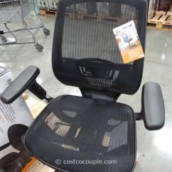 True Innovations Chair Costco Stakmore Folding Chairs Fruitwood Artaeus Ergonomic Mesh Work 4