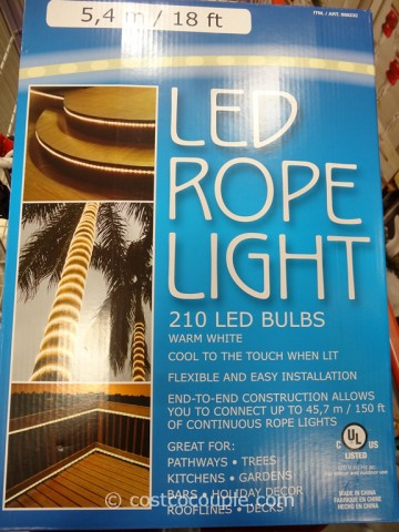 18Foot LED Rope Light