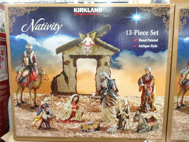 Christmas Nativity Sets Kirkland