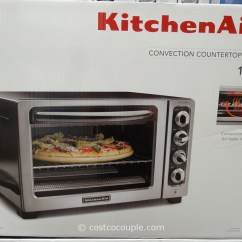 Kitchen Aid Toaster Oven Moen Oil Rubbed Bronze Faucet Kitchenaid