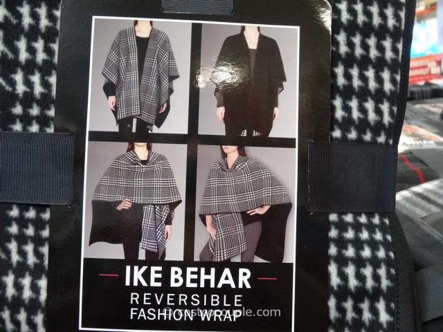 Ike Behar Ladies Reversible Wrap
