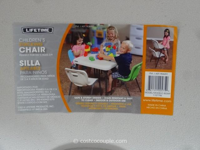 Costco Kids Chairs