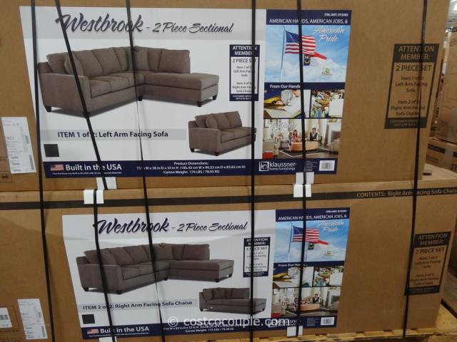 Small Sectional Sofa Costco
