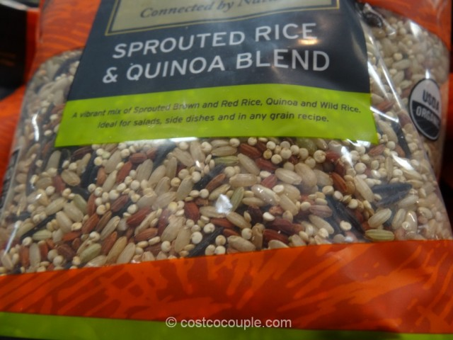 sprouted kitchen book cabinet refinishing truroots organic rice and quinoa blend