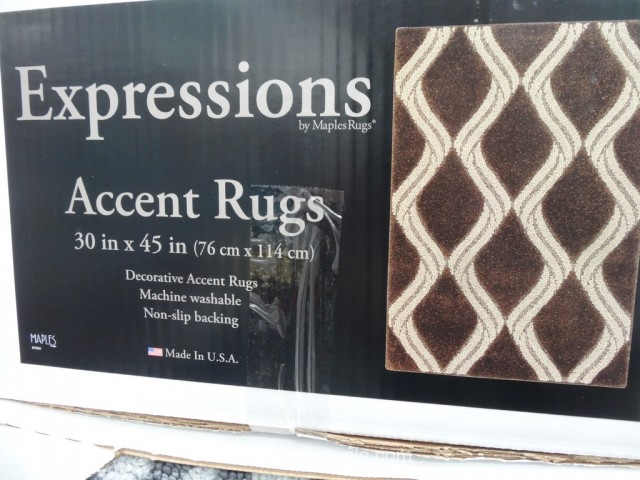kitchen rugs washable sink grids maples expressions accent