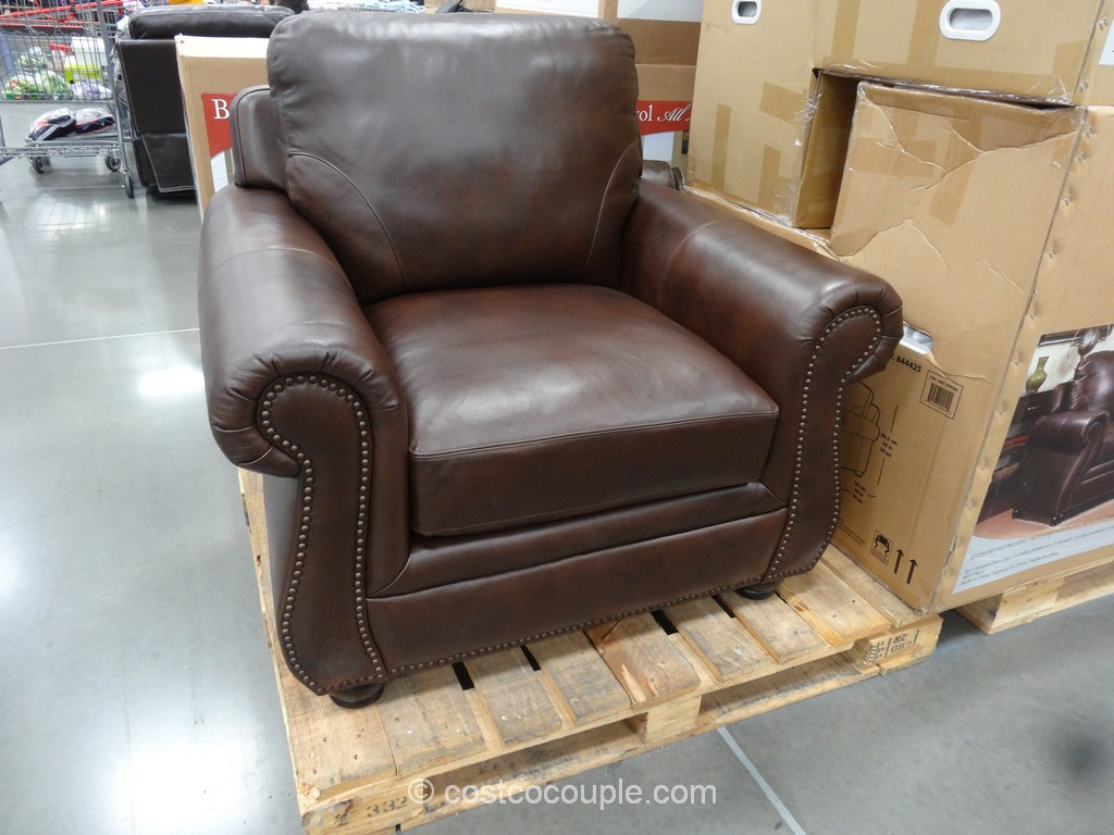 costco leather chairs wood restaurant canada sofa  home decor
