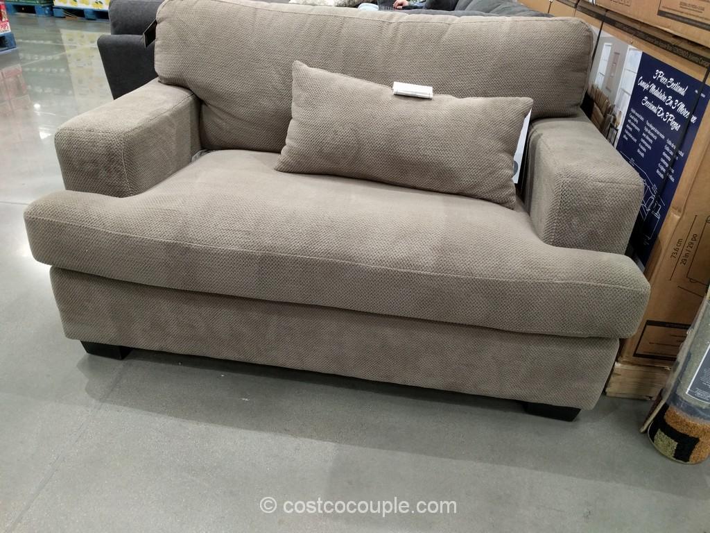 Bainbridge 3Piece Fabric Sectional