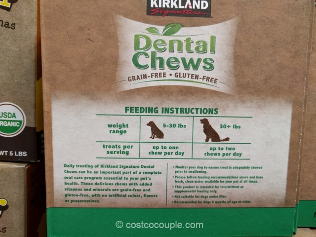 Kirkland Signature Dental Chews