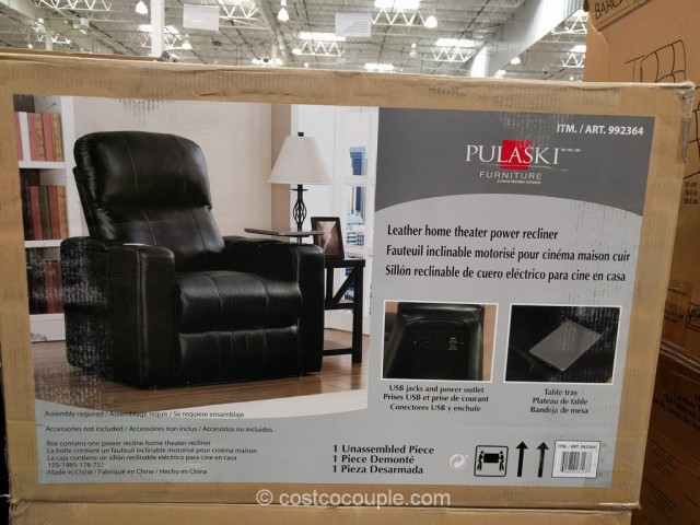 Costco Leather Chairs