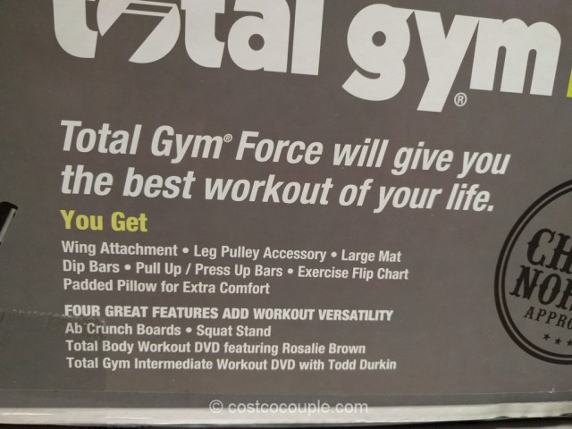 Total Gym Force