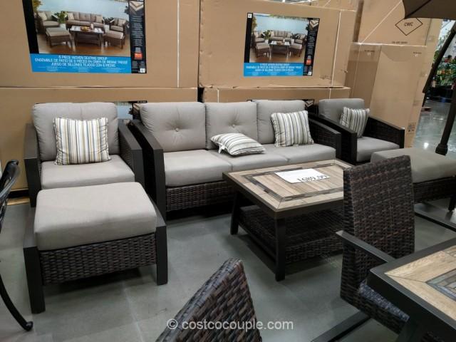 Agio International 6Piece Deep Seating Set