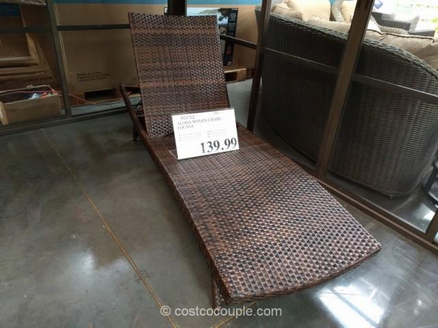 Aloha Woven Chaise Lounge