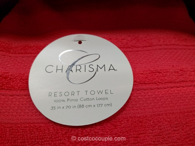 Charisma Resort Towel