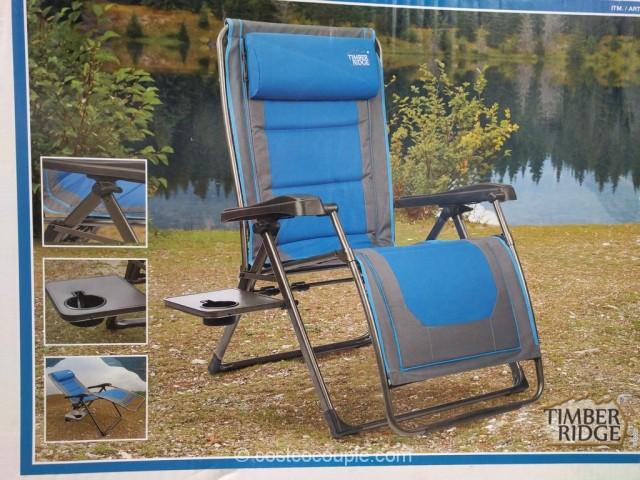 Timber Ridge Zero Gravity Chair