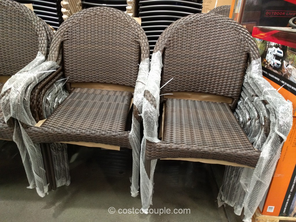 large wicker chair amazon covers and sashes timber ridge camp lounger