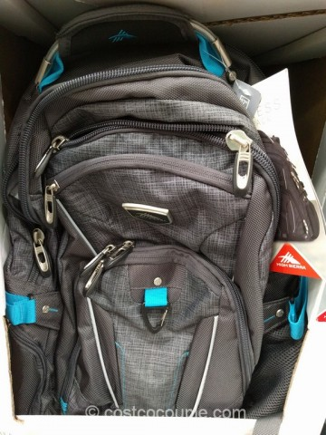 High Sierra Elite Business Backpack