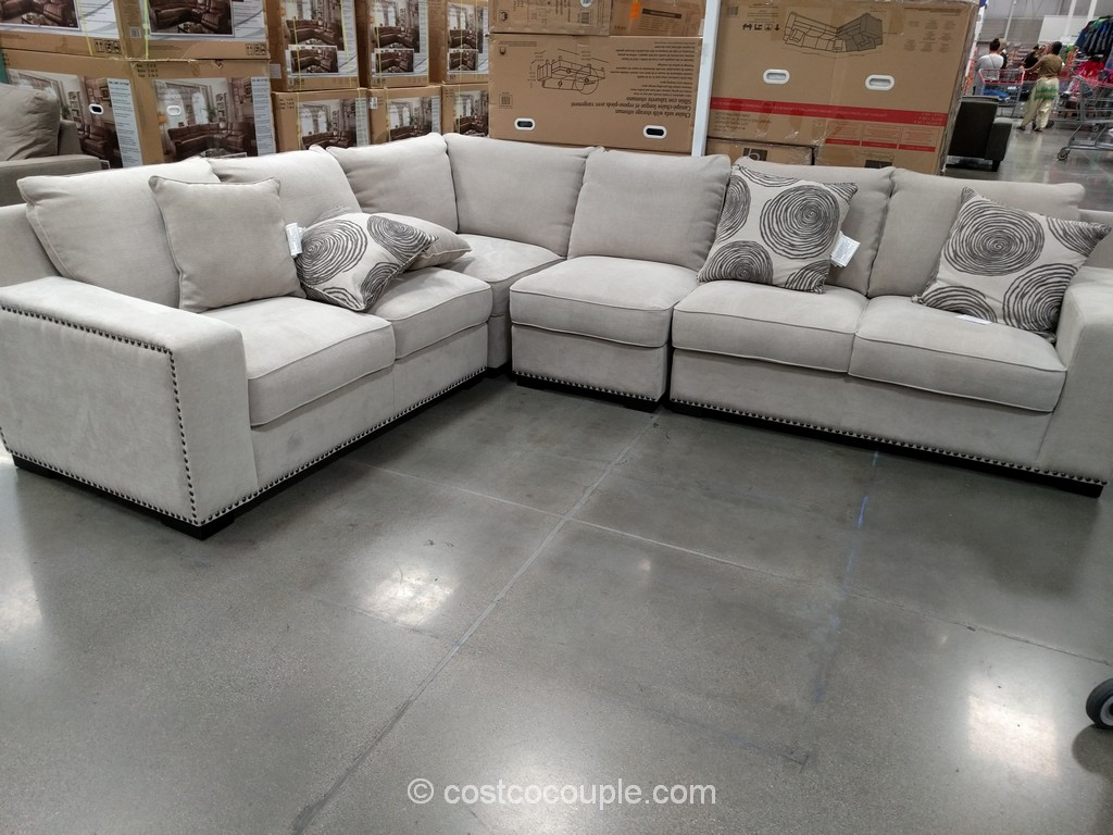 bianca sectional sofa costco leather sofas near me media mantel infrared fireplace