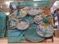 First Design Global Sea Life Melamine Dinnerware Set