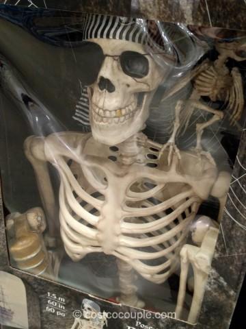 PosenStay Pirate Skeleton