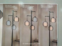 Stylecraft 3-Light Floor Lamp