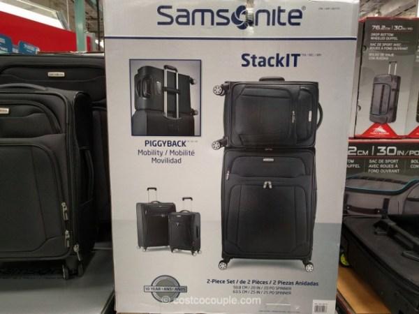 Samsonite StackIt 2Piece Set