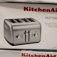 Kitchen Aid 5 Speed Blender Stonewall Free Shipping Kitchenaid 4-slot Toaster