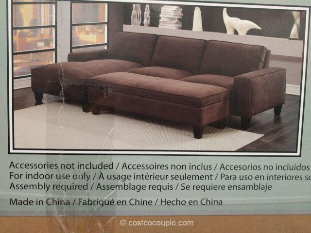 beeson sleeper sofa black leather sofas on finance costco chaise book of stefanie ...