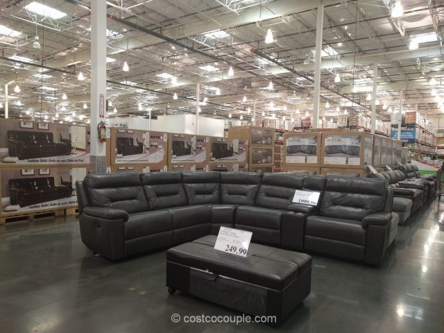 grey 3 seater sofa throw 12 inch wide table costco leather sectional marks and cohen lansing 2 ...