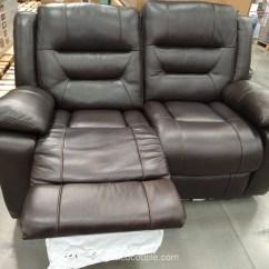 Costco Fabric Reclining Sofa Tillary Outdoor Reviews Furniture And Decor