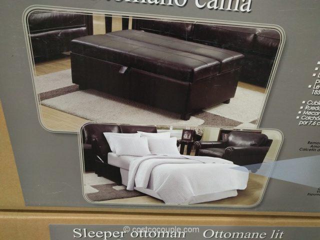 Synergy Home Sleeper Ottoman
