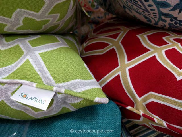 Solarium Indoor Outdoor Decorative Pillows