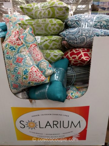 Solarium Indoor Outdoor Decorative Pillows