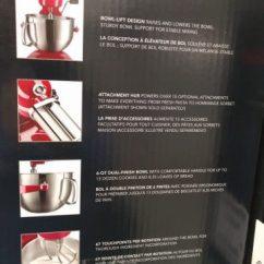 Kitchen Aide Mixer Attachments Aid Repair Kitchenaid Bowl Lift Stand