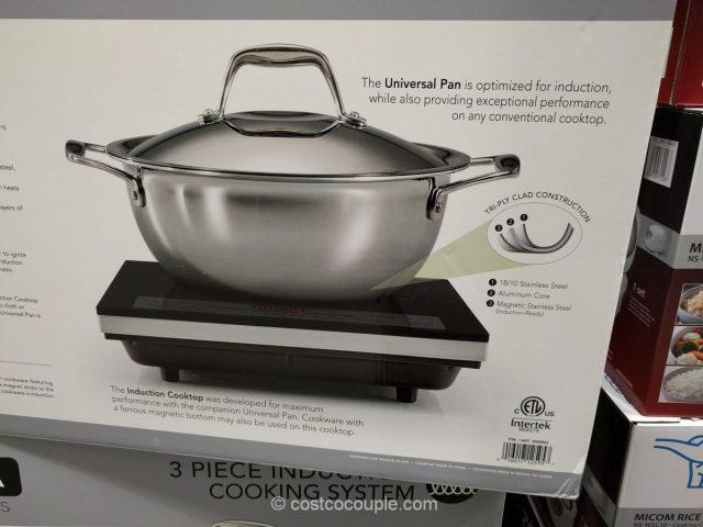 Tramontina Induction Cooking Set