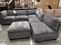 6 Piece Modular Sectional Sofa 6 Piece Fabric Modular ...